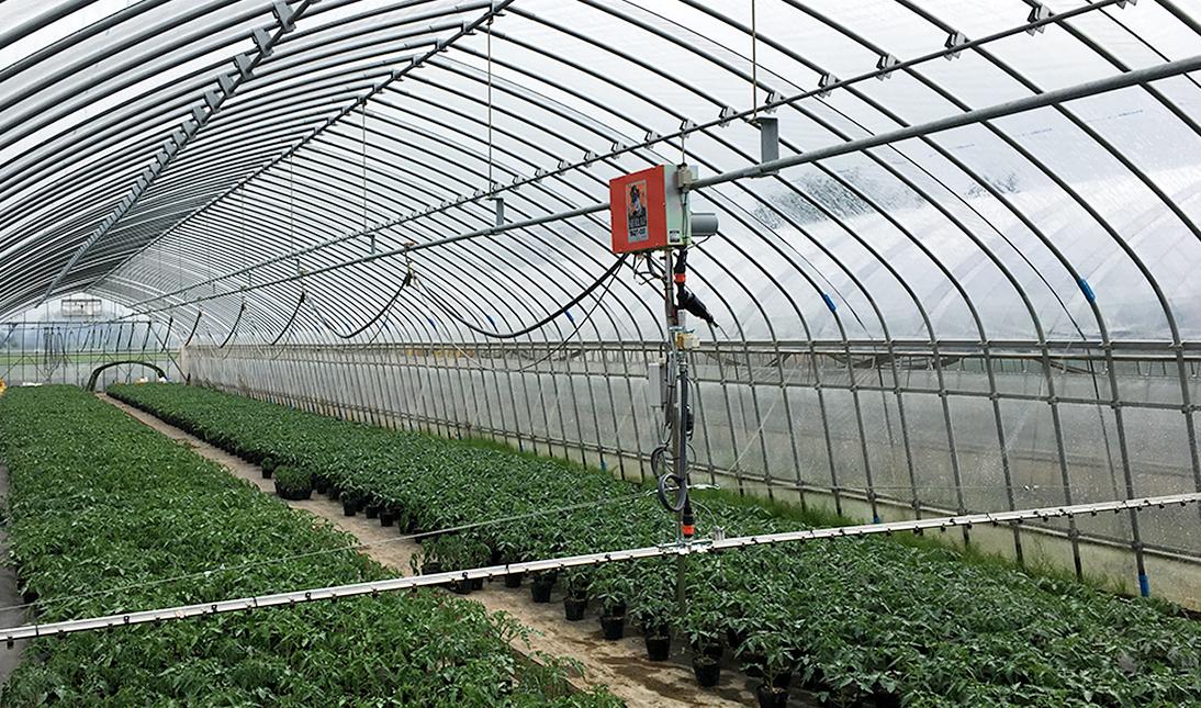 農業向け機械器具